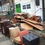 Furniture and rubbish clearance in Brockley