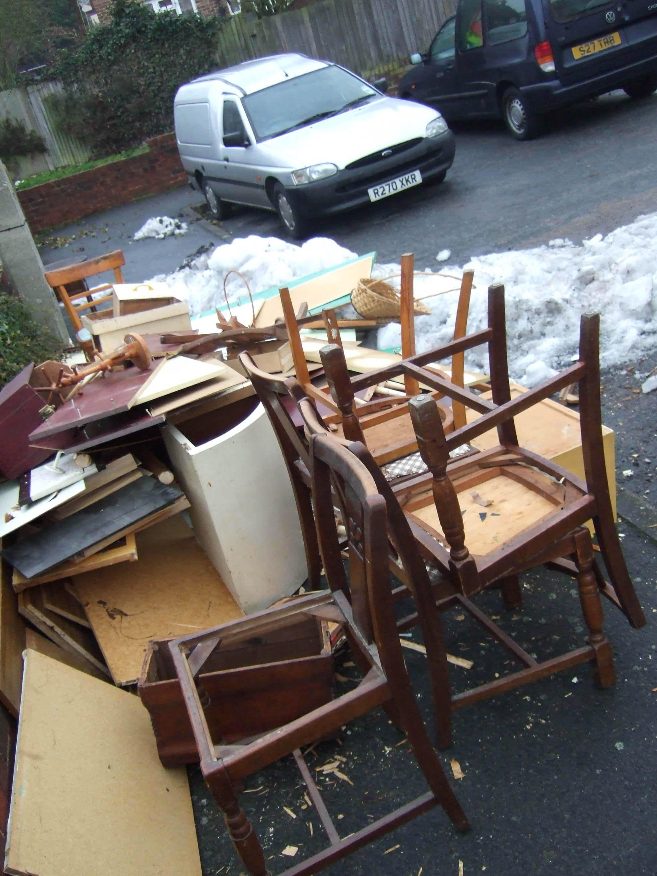 Wood Disposal And Recycling In Dartford Bromley Kent