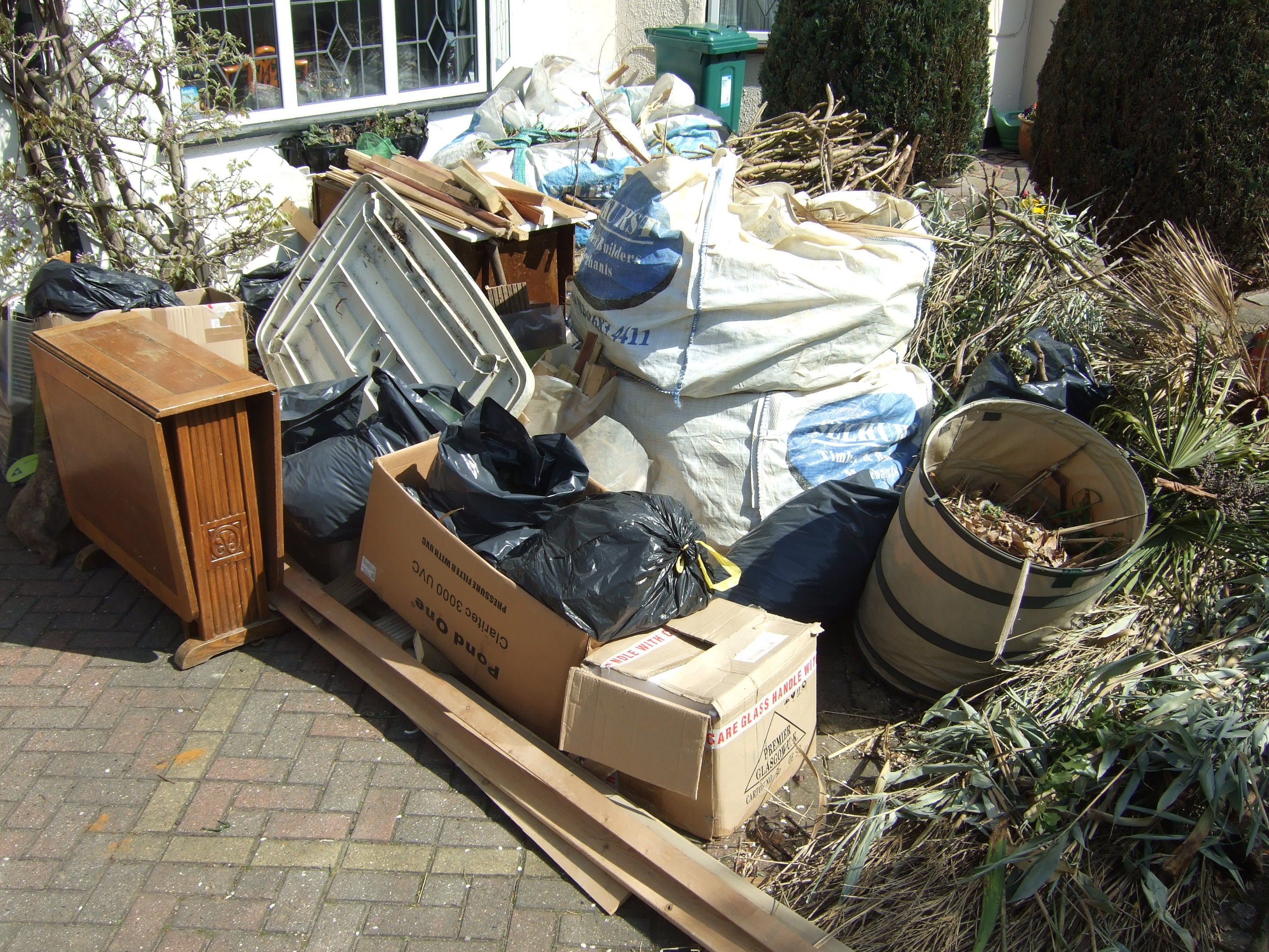 Garden Clearance And Gardening Services In Kent And South