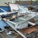Greenhouse and Shed removal and disposal